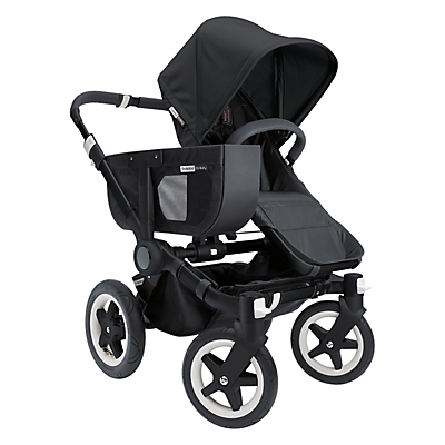 Bugaboo Donkey, All Black Special Edition