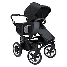 Buy Bugaboo Donkey, All Black Special Edition Online at johnlewis.com