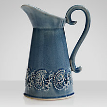 Buy Brissi Paisley Jar Jugs Online at johnlewis.com