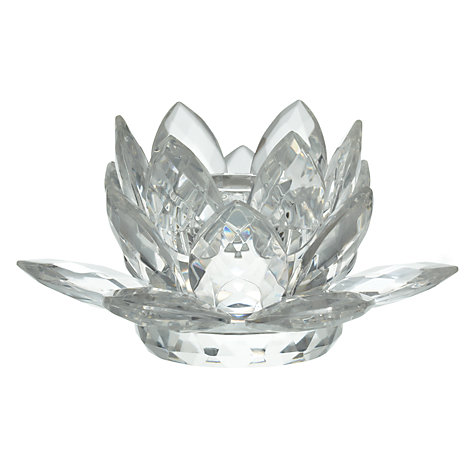 Buy Brissi Emily Flower Candle Holder Online at johnlewis.com