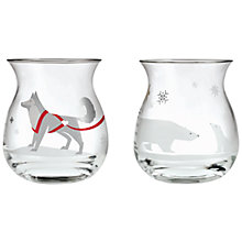 Buy Holmegaard Christmas Tealight Holder Online at johnlewis.com