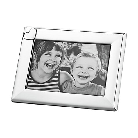 Buy Georg Jensen Heart Photo Frame, H18 x W13cm Online at johnlewis.com