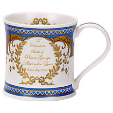 Buy Dunoon Royal Baby Wessex Mug, 0.3L Online at johnlewis.com
