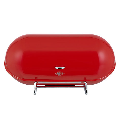 Buy Wesco Steel Breadboy Bread Bin Online at johnlewis.com