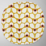 Buy Orla Kiely Melamine Dinner Plate, Dia.26cm Online at johnlewis.com