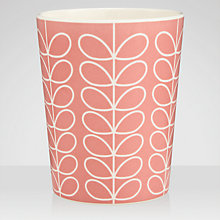 Buy Orla Kiely Linear Stem Melamine Beaker Online at johnlewis.com