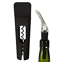 Buy Menu Blade Corkscrew and Decanting Pourer Online at johnlewis.com