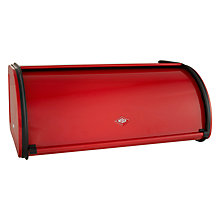 Buy Wesco Steel Roll-Top Bread Bin, Small Online at johnlewis.com