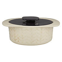 Buy Orla Kiely Raised Stem Casserole Online at johnlewis.com