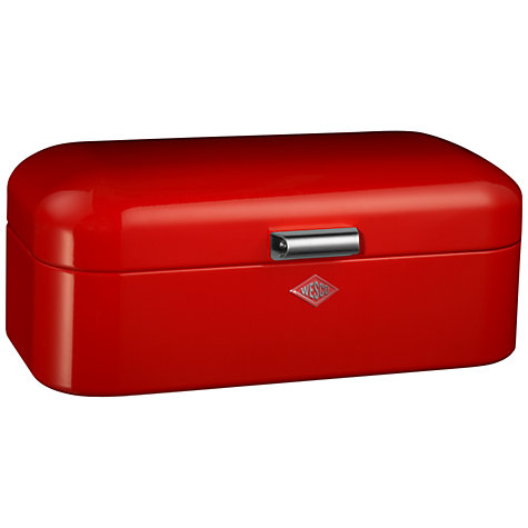 Buy Wesco Steel Grandy Bread Bin Online at johnlewis.com