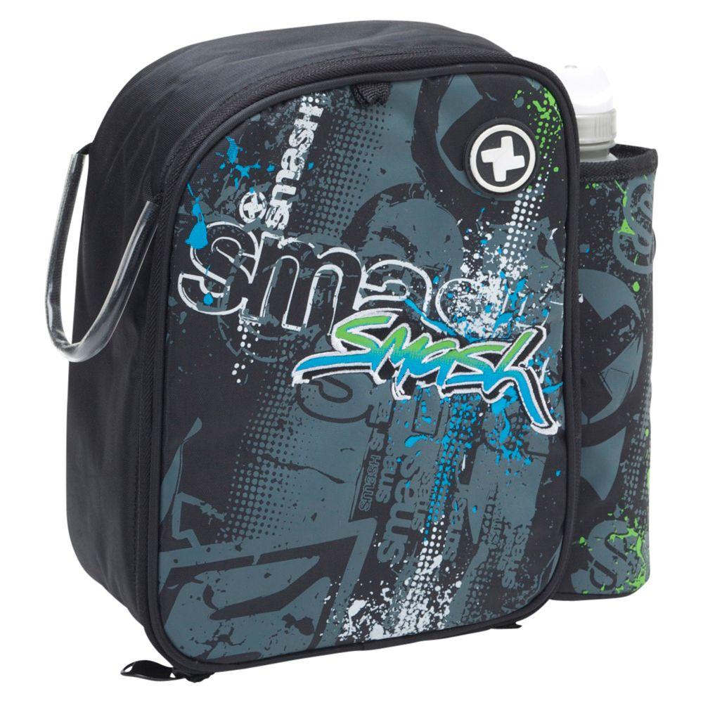 Smash Supersonic Lunch Bag and Bottle