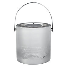 Buy John Lewis Half Hammered Ice Bucket Online at johnlewis.com