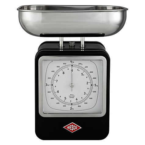 John Lewis Wesco retro scales