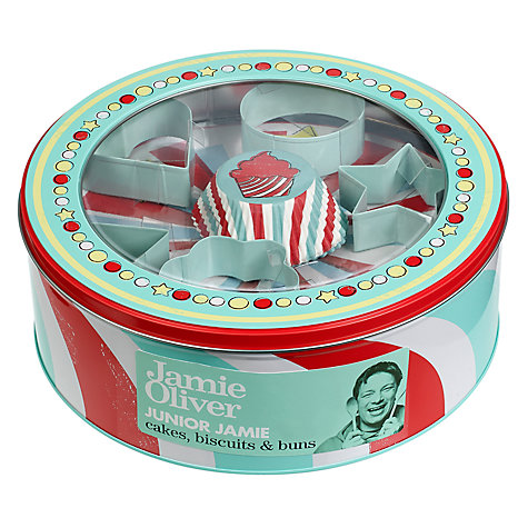 Buy Jamie Oliver Cake, Biscuits and Buns Set Online at johnlewis.com