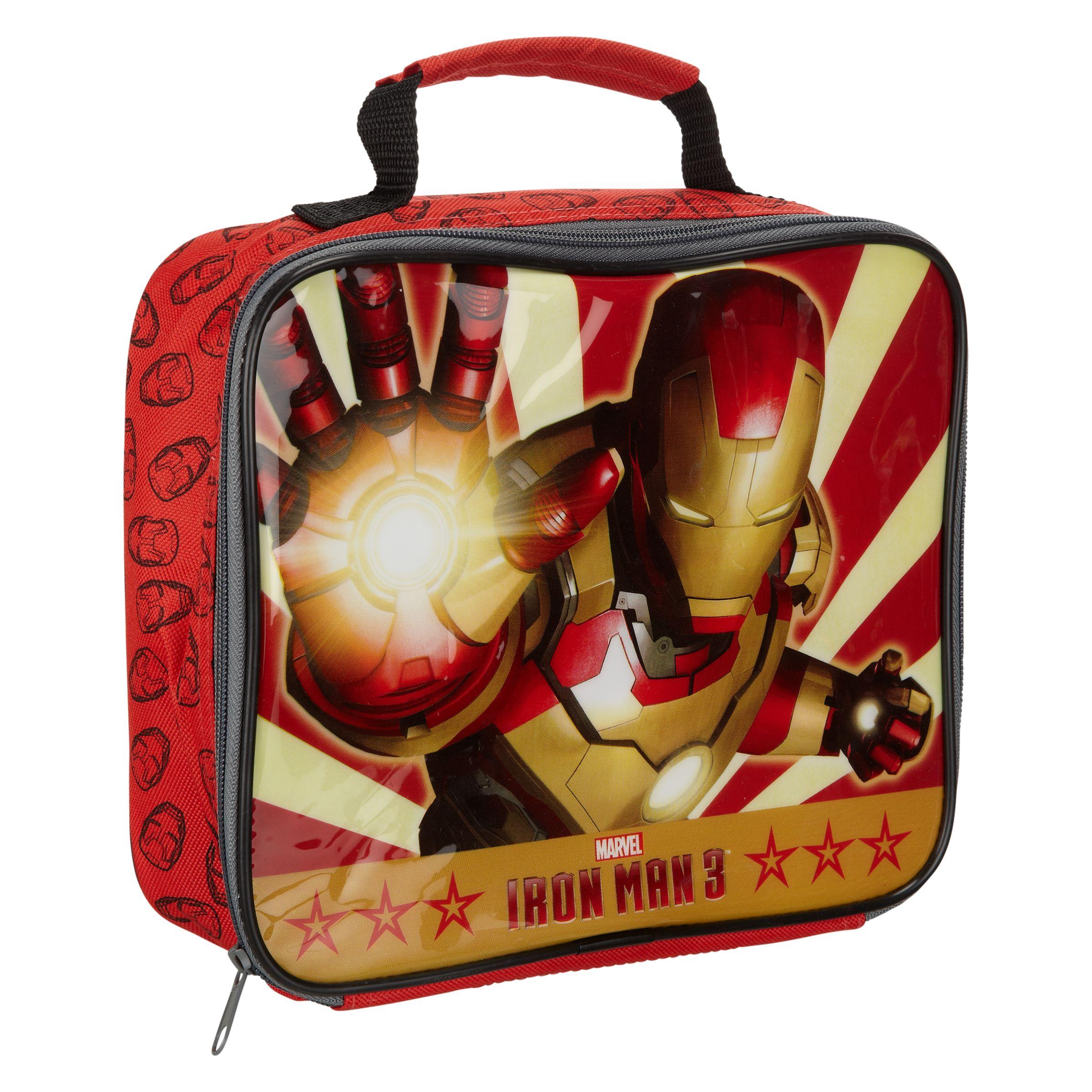 DNC Iron Man Lunchbag