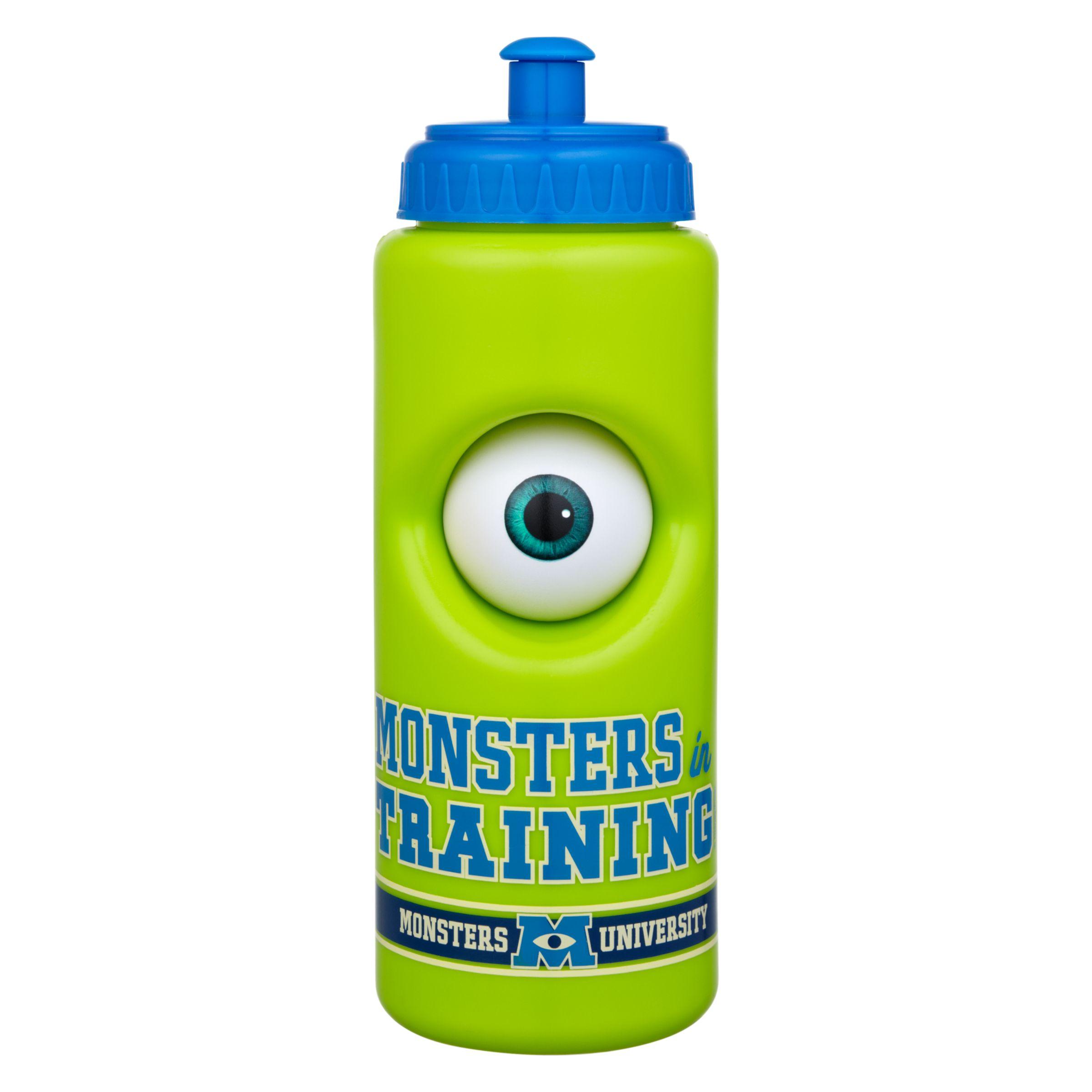 Speakmark Monsters Uni Eyeball Drinks Bottle, Green