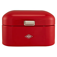 Buy Wesco Steel Single Grandy Bread Bin Online at johnlewis.com