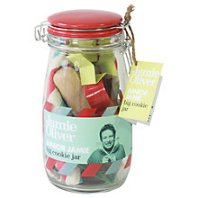 Buy Jamie Oliver Big Cookie Jar Set Online at johnlewis.com