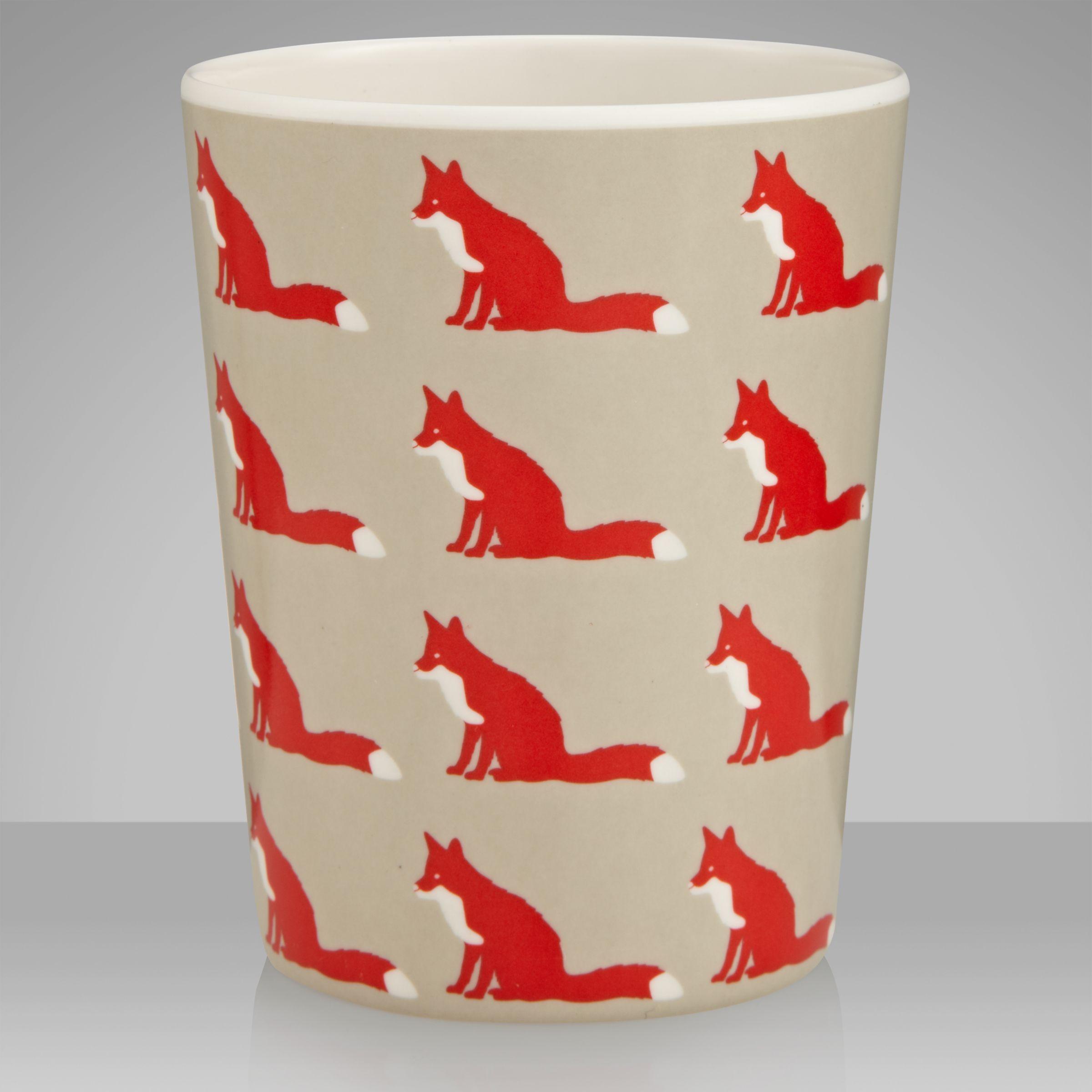 Anorak Proud Fox Melamine Beaker