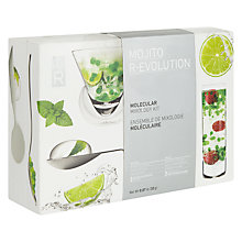 Buy Molecule-r Mojito Mixology Kit Online at johnlewis.com