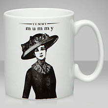 Buy Victoriana Yummy Mummy Mug Online at johnlewis.com