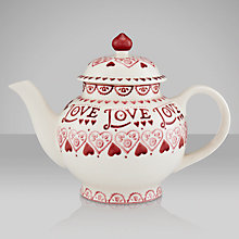 Buy Emma Bridgewater Sampler Teapot, 1.4L Online at johnlewis.com