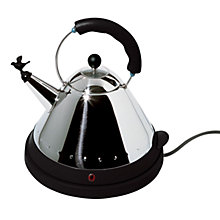 Buy Alessi MG32 Kettle Online at johnlewis.com