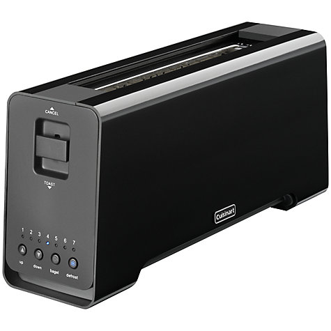 Buy Cuisinart CPT2000BKU 2-Slice Toaster, Black Online at johnlewis.com