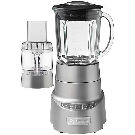 Buy Cuisinart BFP603U 2 in 1 Prep & Blend Blender, Silver Online at johnlewis.com