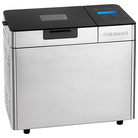 Buy Cuisinart CBK250U Bread Maker, Silver Online at johnlewis.com