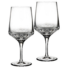 Buy John Rocha for Waterford Ori Wine Glass, Set of 2 Online at johnlewis.com