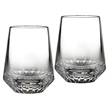 Buy John Rocha for Waterford Ori Tumbler, Set of 2 Online at johnlewis.com