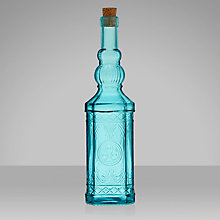 Buy John Lewis Medina Glass Bottle Online at johnlewis.com