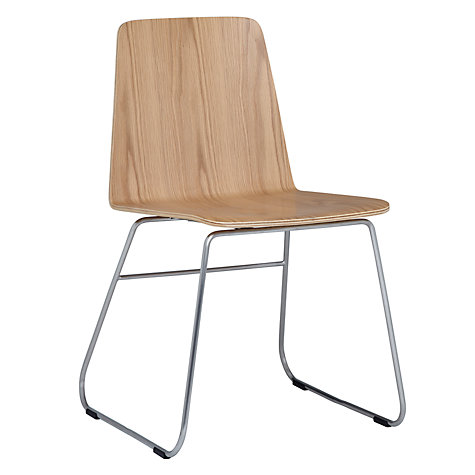 Buy John Lewis Palma Dining Chair, Oak Online at johnlewis.com