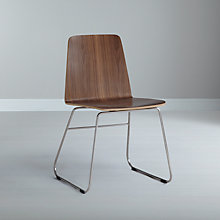 Buy John Lewis Palma Dining Chair, Walnut Online at johnlewis.com