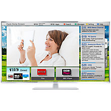Buy Panasonic Viera TX-L55ET60B LED HD 1080p 3D Smart TV, 55 Inch with Freeview HD with 2x 3D Glasses Online at johnlewis.com