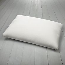 Buy John Lewis New Luxury Memory Foam Standard Pillow Online at johnlewis.com