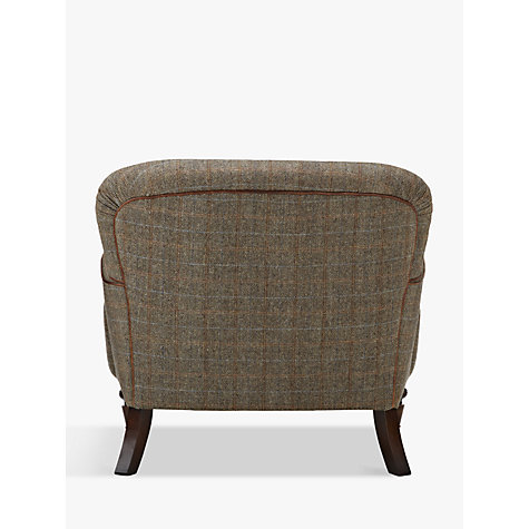 Buy Tetrad Harris Tweed Lewis Armchair, Bracken / Tan Online at johnlewis.com