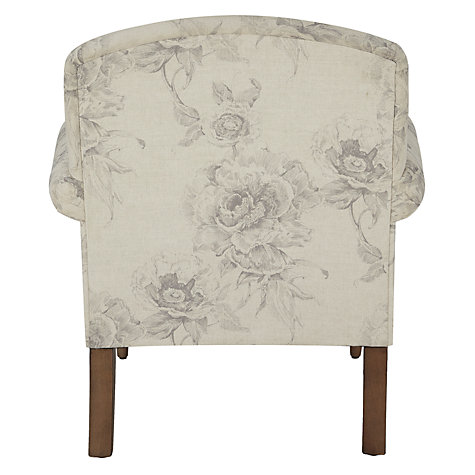 Buy John Lewis Donna Armchair, Elsie Putty Online at johnlewis.com