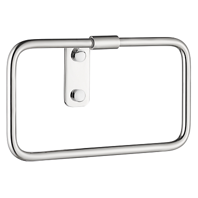 House by John Lewis Mode Swing Towel Ring