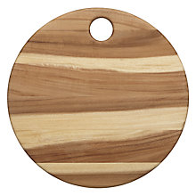 Buy John Lewis Rustic Acacia Pizza Board Online at johnlewis.com