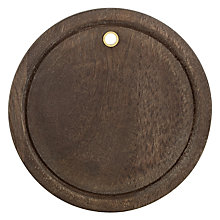 Buy John Lewis Mango Wood Coaster Online at johnlewis.com