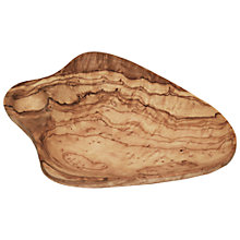 Buy John Lewis Olive Wood Olive Dish Online at johnlewis.com