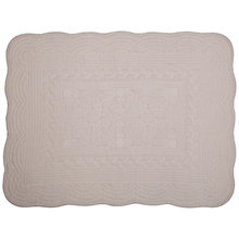 Buy John Lewis Quilted Placemat Online at johnlewis.com