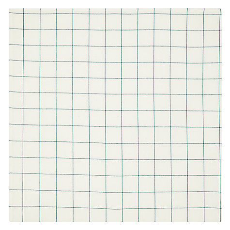 Buy John Lewis Rural Check Napkin, Pack of 4 Online at johnlewis.com