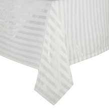 John Lewis Sparkle Table Linen & Accessories, White
