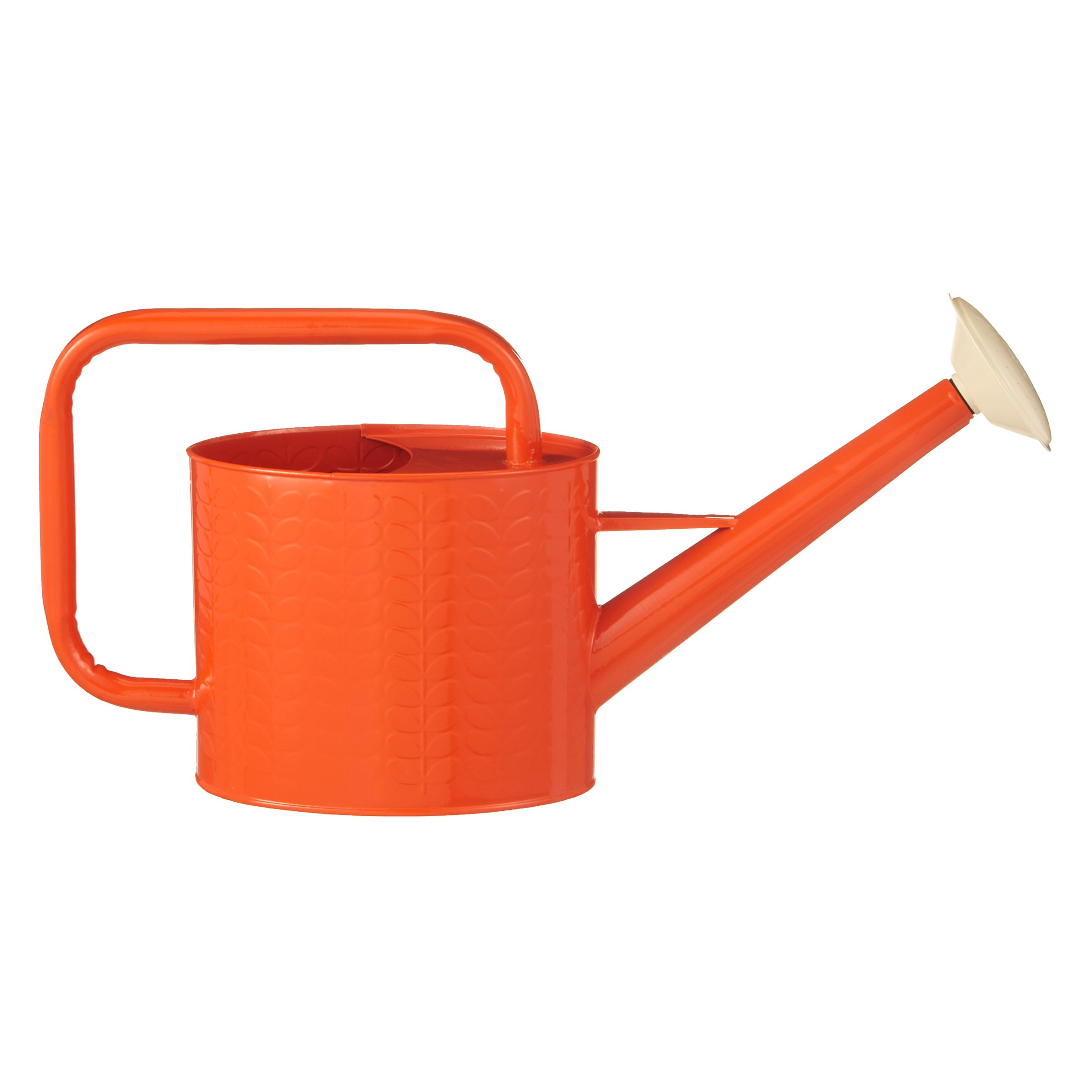 Orla Kiely Watering Can, Orange