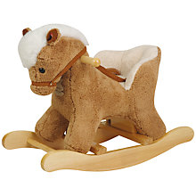 Buy Histoire d'Ours Rocking Horse Online at johnlewis.com