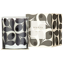 Buy Orla Kiely Earl Grey Scented Candle Online at johnlewis.com