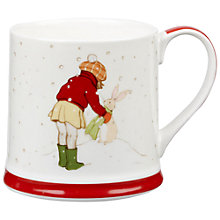 Buy Belle & Boo Help You Christmas Mug Online at johnlewis.com